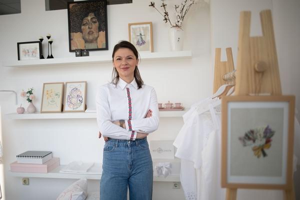 hrvatska poduzetnica koja promovira tradiciju i običaje